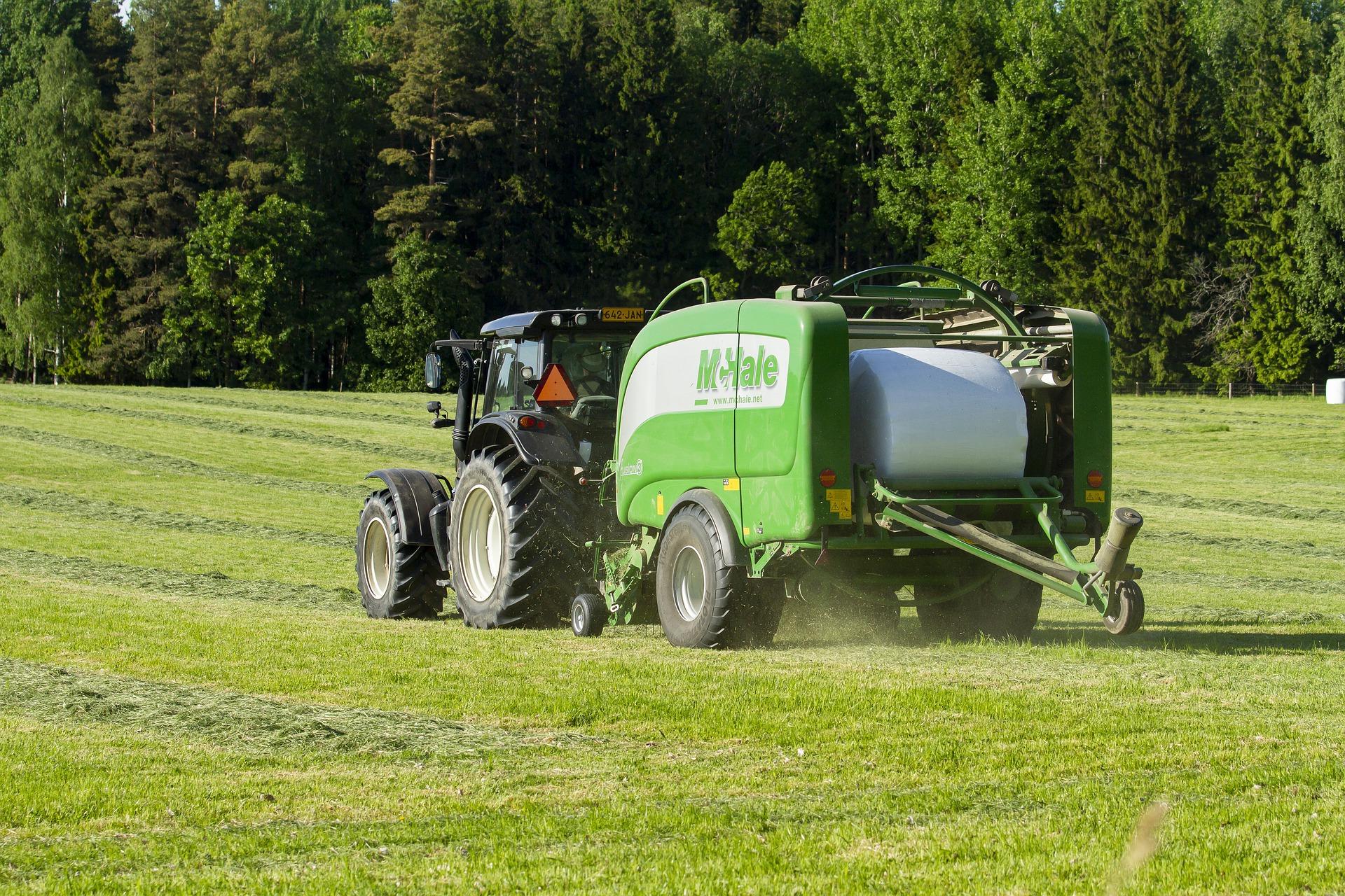 maszyny rolnicze do siewu