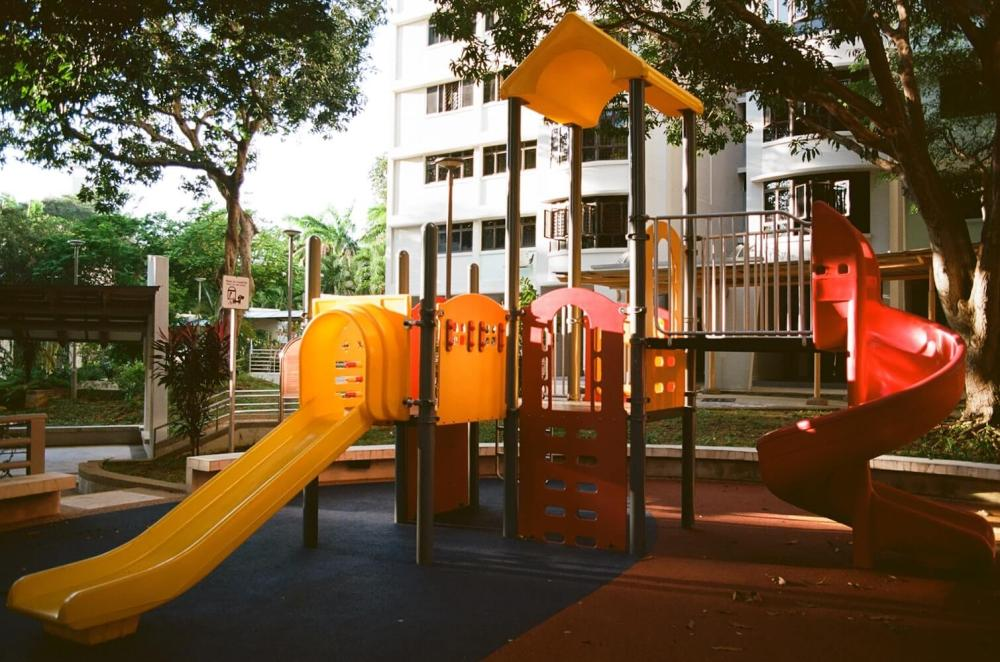 Jak zaprojektować plac zabaw dla dzieci?